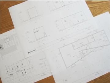 建物本体と計画全体