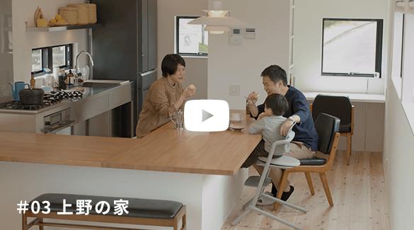 #03 上野の家